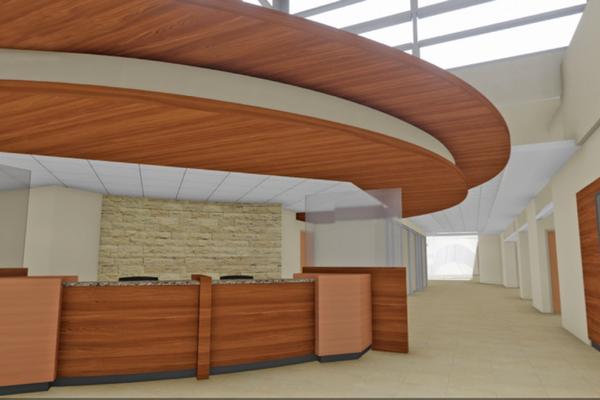 Main Entrance   Sioux Center Health