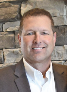 Home Page CEO Headshot | Cory Nelson Sioux Center Health Growing Community Capital Campaign